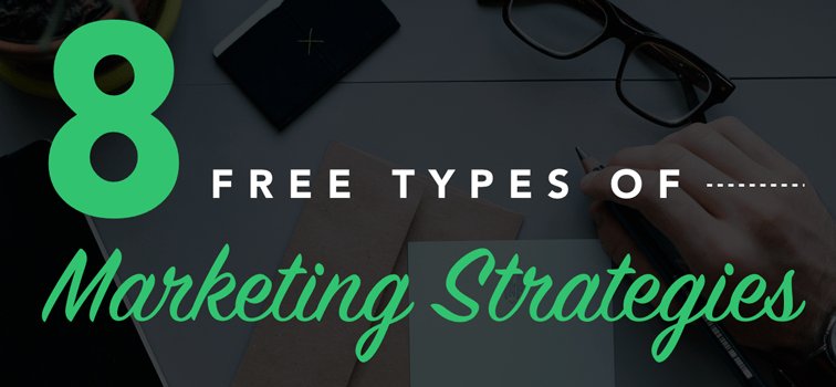 8 Free Types of Marketing Strategies (SlideShare)
